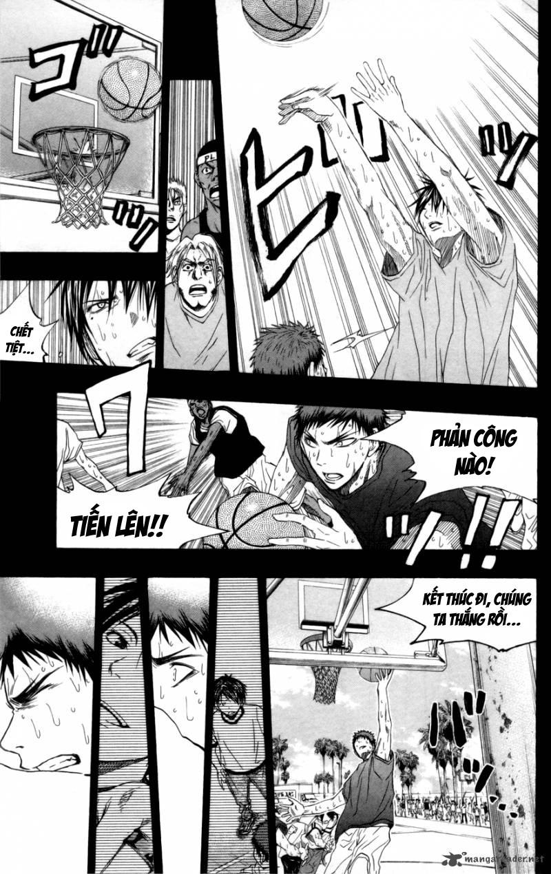 Kuroko No Basket chap 076 trang 15