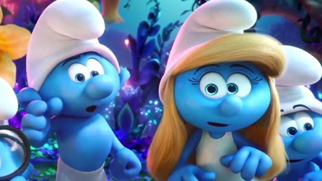 Análise  Smurfs e a Vila Perdida