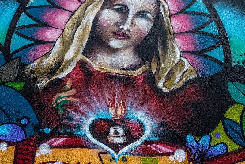 murals Dublin liberties