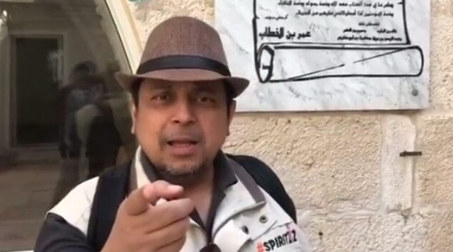 Haikal Hasan Dipolisikan Gara-gara Cuitan Habib Bukan Keturunan Nabi