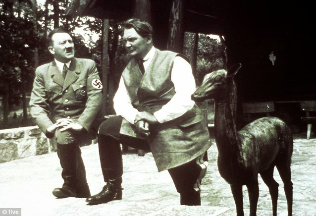 Adolf Hitler Hermann Goering worldwartwo.filminspector.com