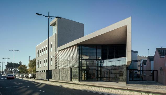 Nuevos juzgados en almendralejo e barjad asociados - Arquitectura de diseno ...