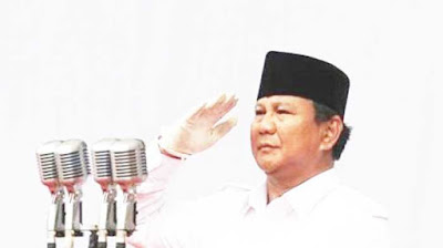SUGIONO VICE CHAIRMAN OF GERINDRA: THE WARRIOR SPIRIT AND PRABOWO SUBIANTO