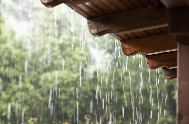 Rafael Fernandes registra chuva durante a madrugada desta quinta feira
