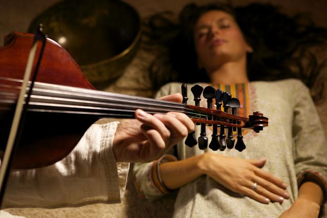 العلاج بالموسيقى حديثا