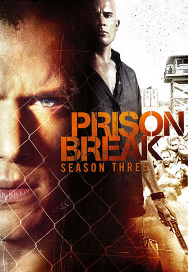 Prison Break 2007: Season 3