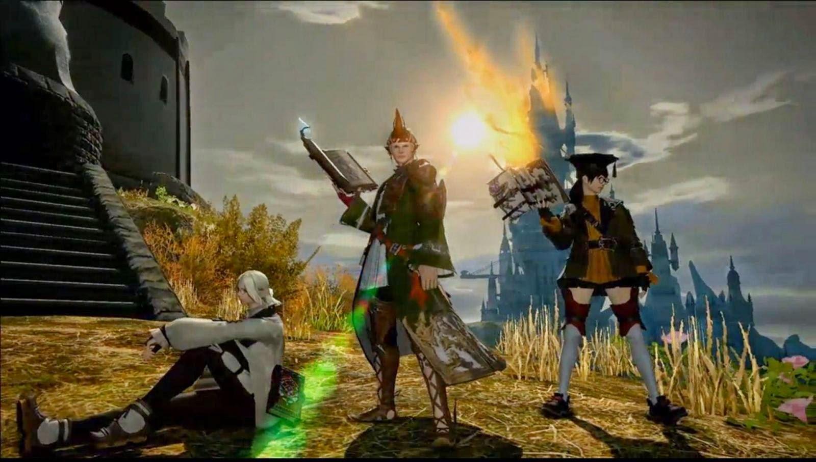 Final Fantasy XIV: Be Careful Buying Gil for Final Fantasy XIV
