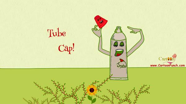Toothpaste Tube Cap!