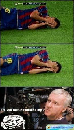Koleksi Gambar Lucu Real Madrid Barcelona Asalasah Cilukba Busquets