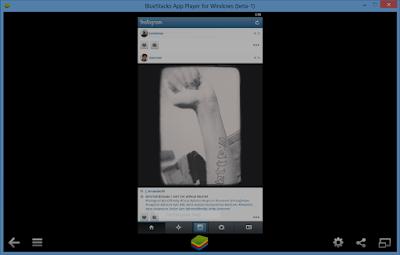 cara upload foto instagram dari komputer
