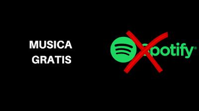 musica gratis no spotify