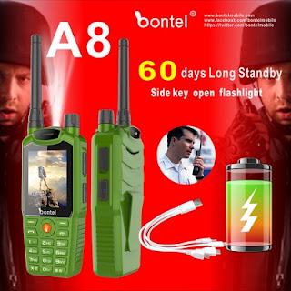 Bontel A8 mobile phone