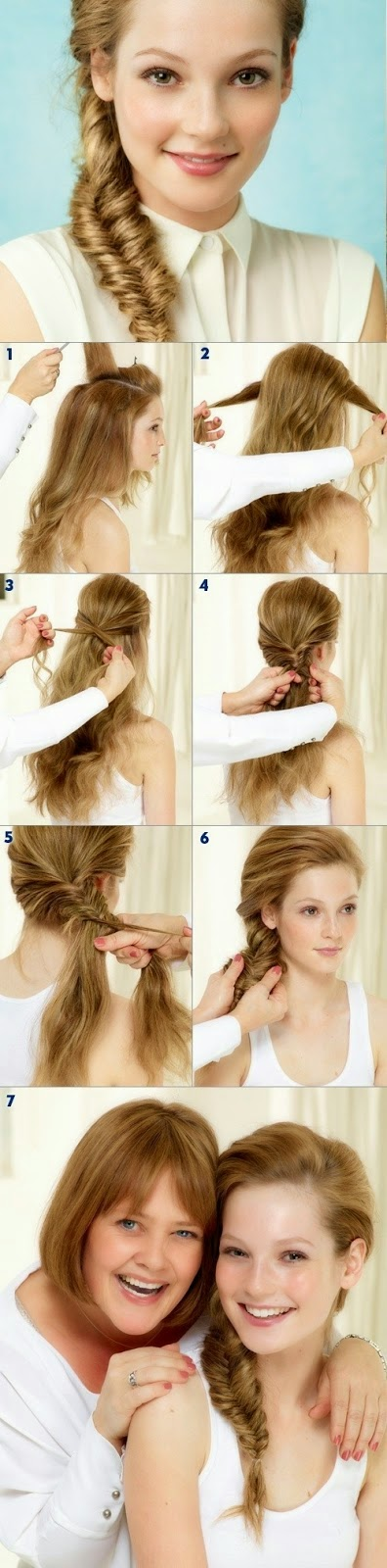 5 Awesome Hair Tutorials With Accessories}
