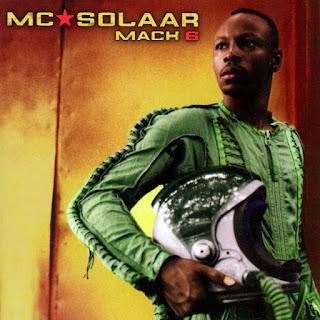 MC Solaar - Mach 8 (2003) (Francia)