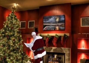 iCaught Santa