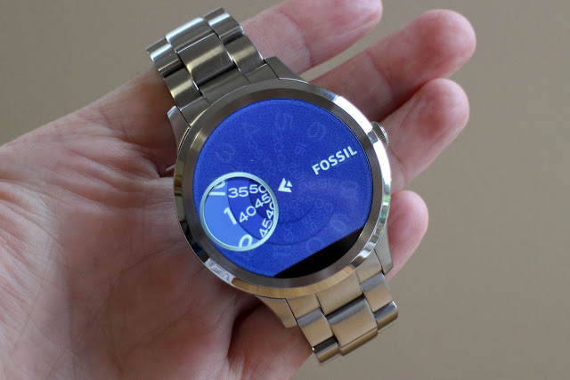 Image Attribute: File photo of Fossil Q Founder smartwatch / Source: Digital Trends