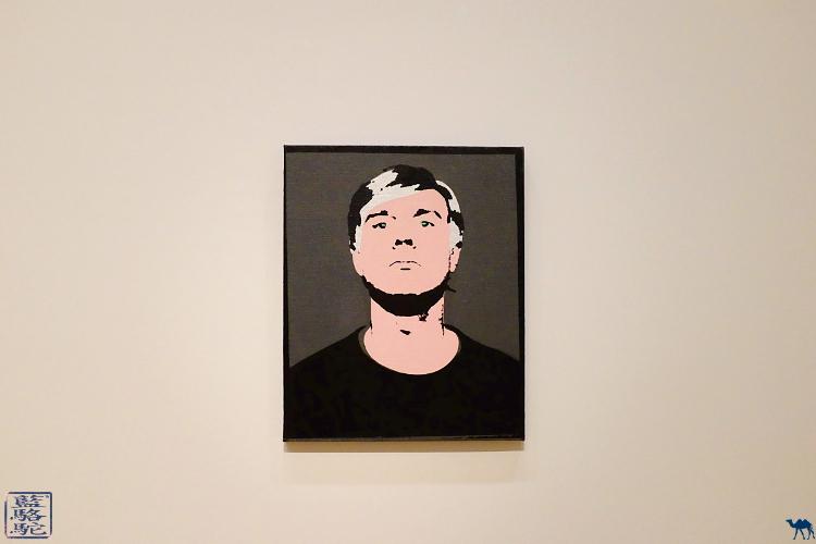 Le Chameau Bleu - Séjour à Chicago - Musée - Andy Warhol par lui-même