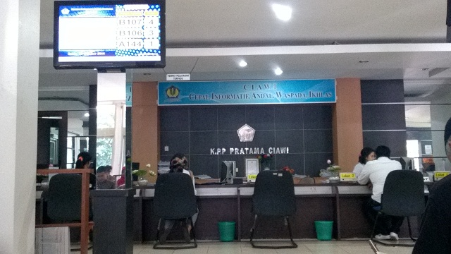 KPP Pratama Ciawi