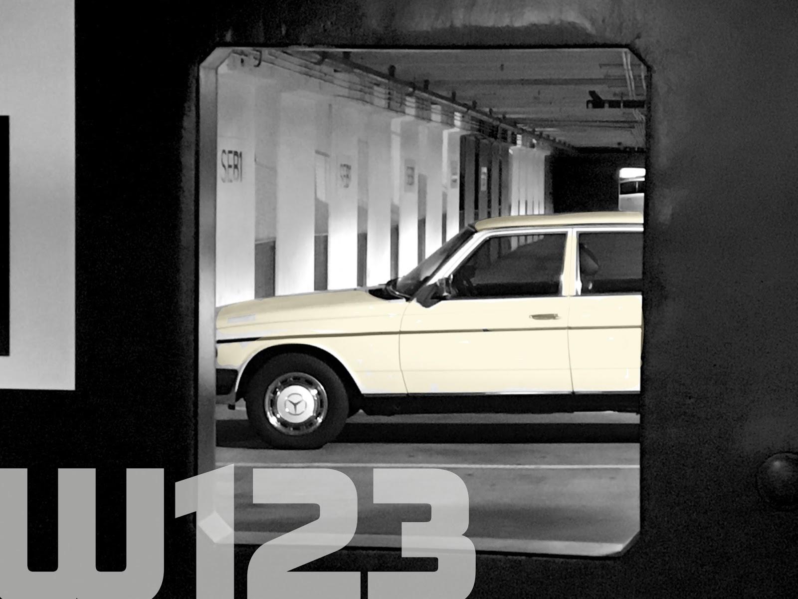 Mercedes-Benz W123 and R107 DIY: W123 Diesel • Rough Idle