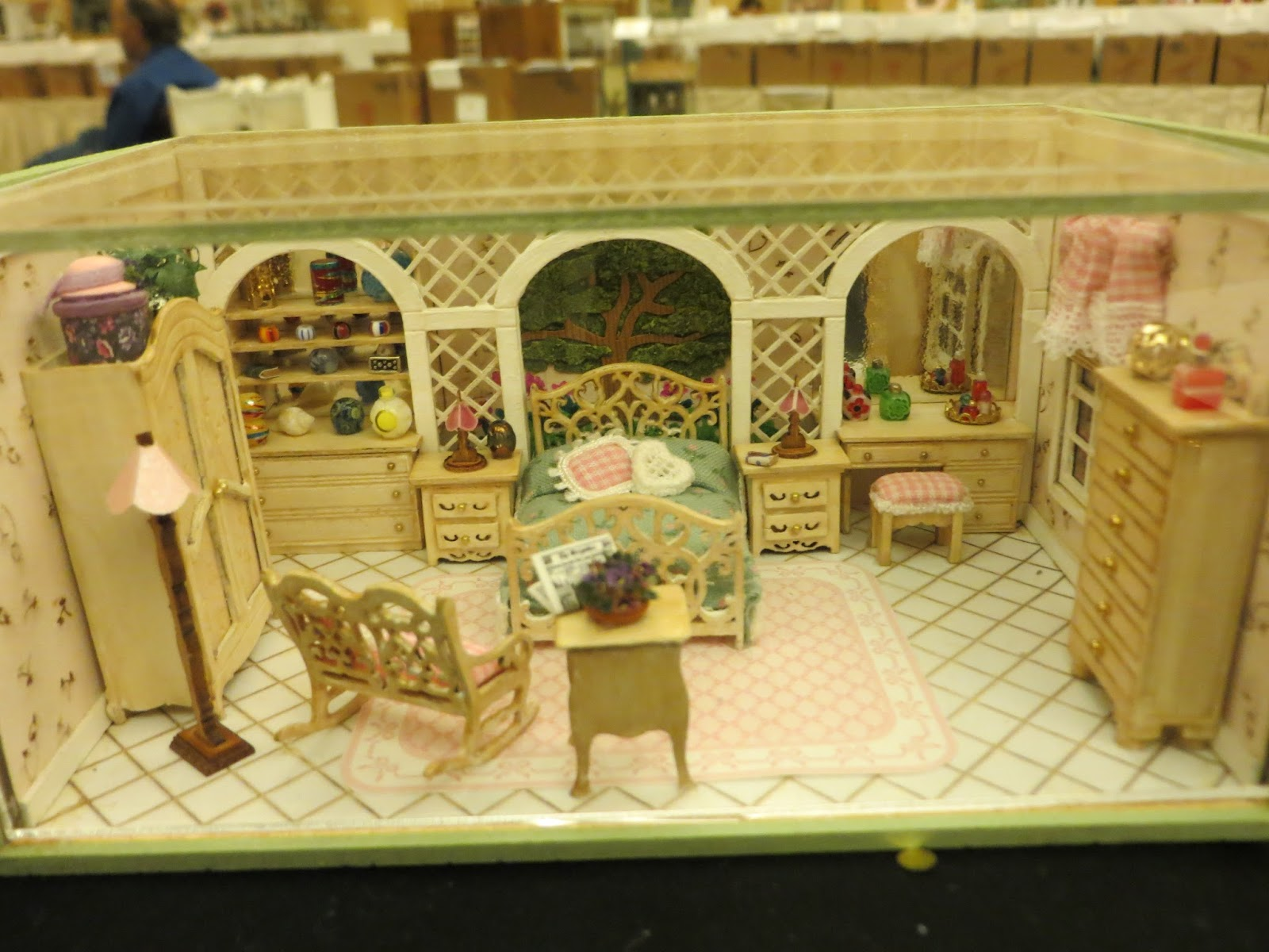 The Peripatetic Miniaturist 2013 National Convention