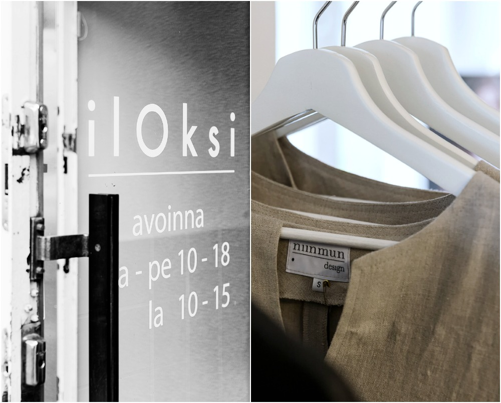 Iloksi, lifestyleshop, lifestylekauppa, sisustusliike, vaateliike, Helsinki, munkkiniemi, Visualaddict, valokuvaus, niinmun design