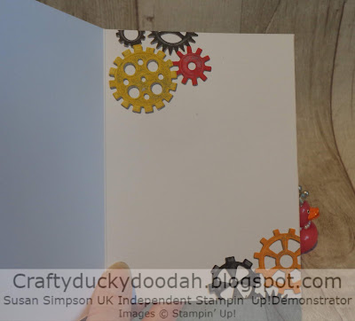 #JOSTTT001, #simplestamping, Classic Garage Suite, Craftyduckydoodah!, Geared Up Garage, Stampin' Up! UK Independent  Demonstrator Susan Simpson, Supplies available 24/7 from my online store,