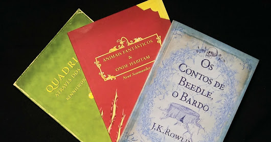 Sorteio Relâmpago - Harry Potter Instagram