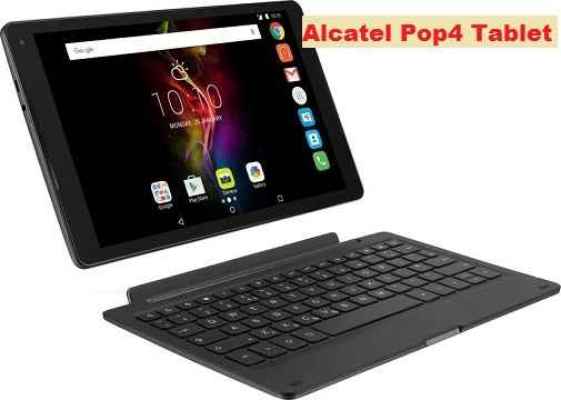 Alcatel Pop4 Tablet