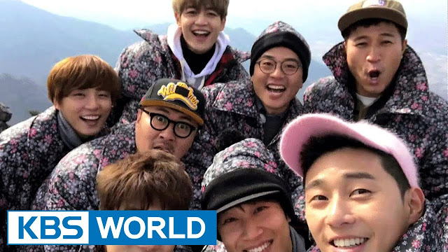 2 Days & 1 Night - Season 3 : Pretty Boys Winter Camp Ep620 Eng Sub
