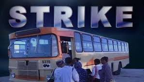 Impending bus strike tomorrow Private bus owners up in arms over traffic fines