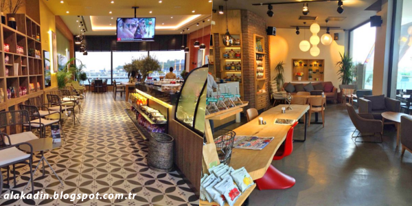 70'lerin Retro havası burada: Ajda Cafe