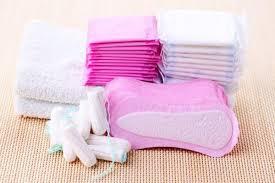 Girls Who Travel | Menstrual essentials