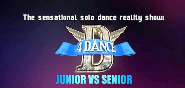 D4Dance Junior Vs Senior Audition