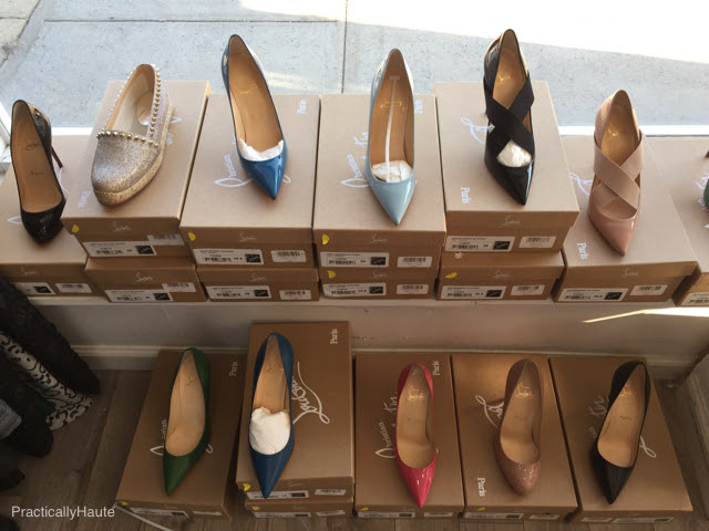 Louboutin Sample Sale Without An Invite? | Practically Haute