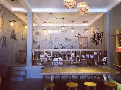 Thế Giới Đèn Gỗ - Những mẫu đèn trang trí quán cafe tuyệt đẹp 21