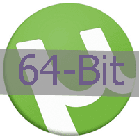 uTorrent 64 bit download for Windows