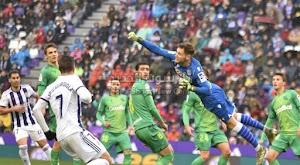 ريال سوسيداد يفرض التعادل السلبي على فريق بلد الوليد في الجولة 16 من الدوري الاسباني