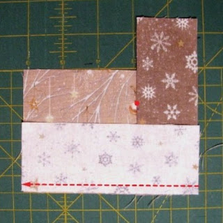 celtic twist block tutorial pic 3