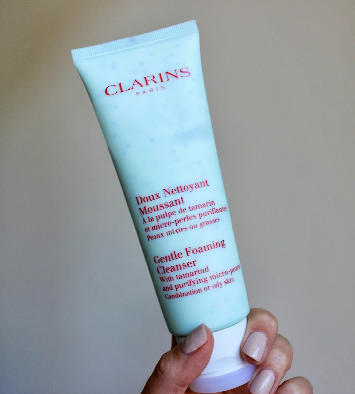 Gentle Foaming Cleanser-Combination or Oily Skin by Clarins #9