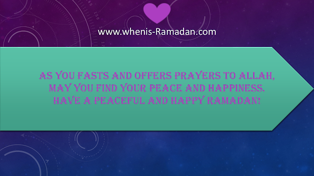 Ramadan Kareem Greeting Quotes