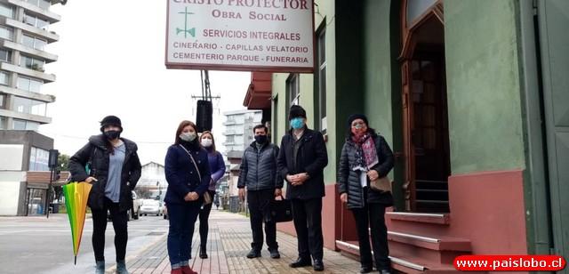 """Osorno: Deudos podrán ingresar al cementerio """"Parque Valle del Cedrón""""✝️"""
