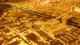 La maquette de Genève a déjà réalisé les 1'500 logements
