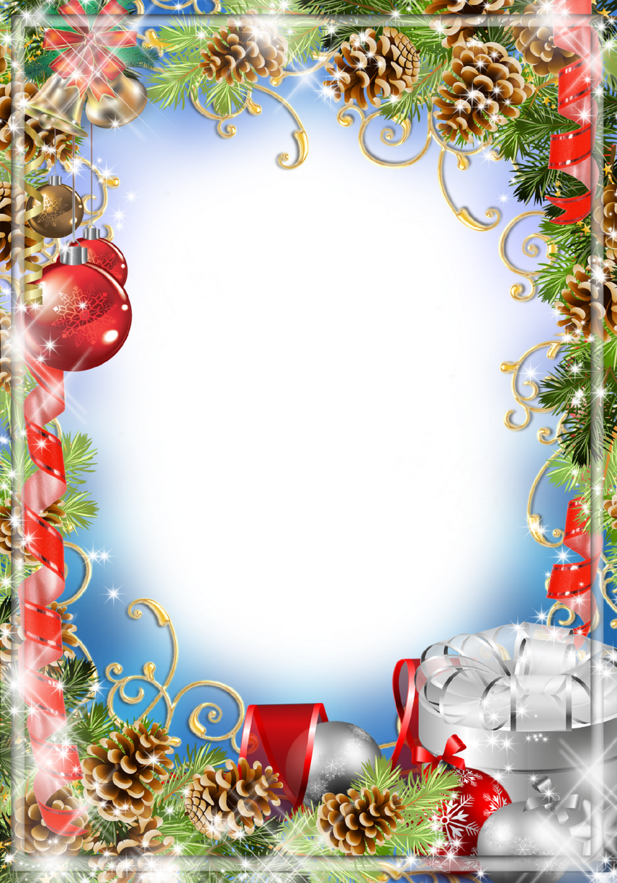 FRAMES GALLERY: Christmas Photo Frames 8