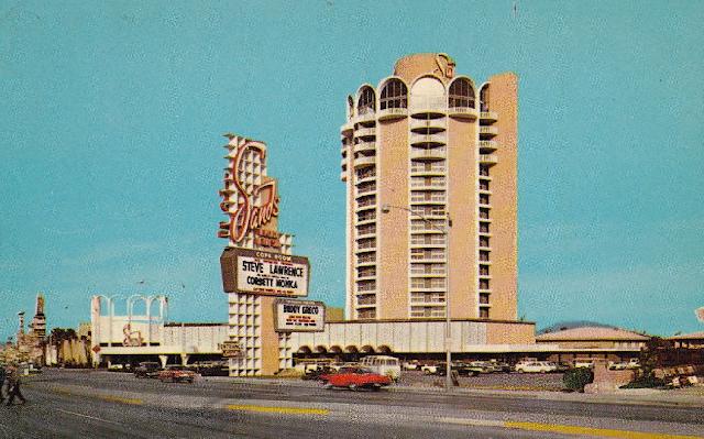 1960: famosos começam a se hospedar em Las Vegas