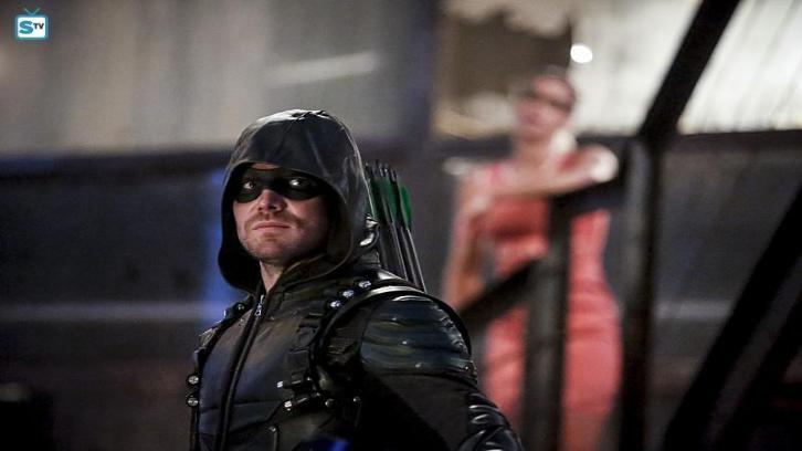 Arrow - Episode 5.02 - The Recruits - Promotional Photos & Press Release