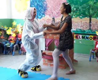 Apresentação da Páscoa para Educação Infantil