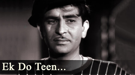 Ek Do Teen - Awara (1951)