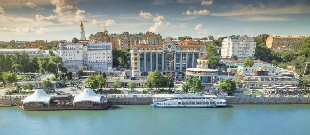 Rostov del Río Don