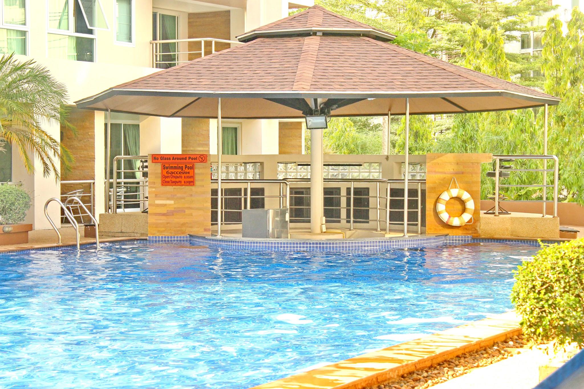 Patong Harbor View Self Catering Pool Bar