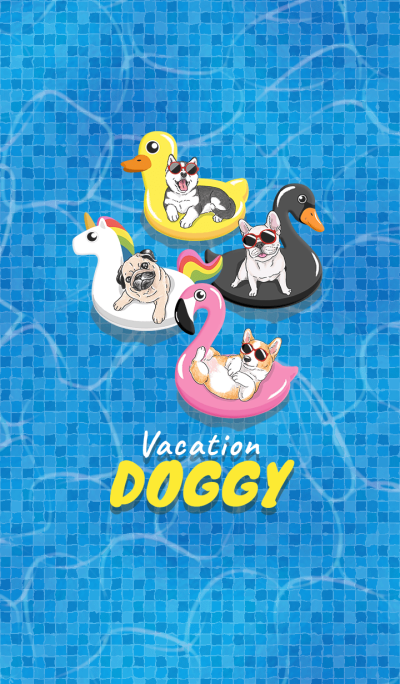 Vacation DOGGIES (All-star)